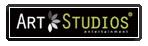 Banner Logo Art Studios