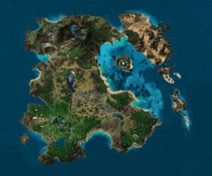 mapa outcast 2 a new beginning
